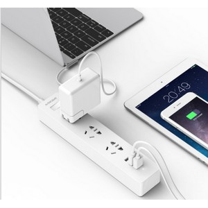 QICENT XCS-3A3U Extension cord with Usb charging