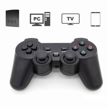 Wireless Gamepad 2.4GHz for PC/Android/PS3