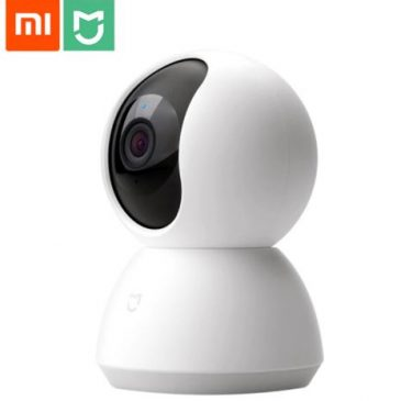 Xiaomi Mijia 1080P Home Panoramic WiFi Camera Review