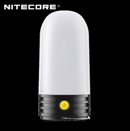 Nitecore LR50 camping lantern review