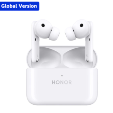 Honor Earbuds 2 Lite wireless earphones with active noise cancellation